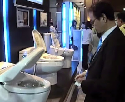 Toilet  Expo Staged In Thailand