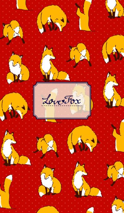 Love Fox[red]
