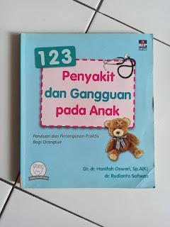 Buku Bekas 123 Penyakit dan Gangguan Pada Anak