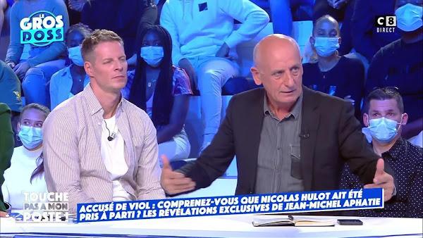 Nicolat Hulot accusé de viol : Jean-Michel Aphatie s'en prend violemment à E. Macron et Marlène Schiappa dans TPMP