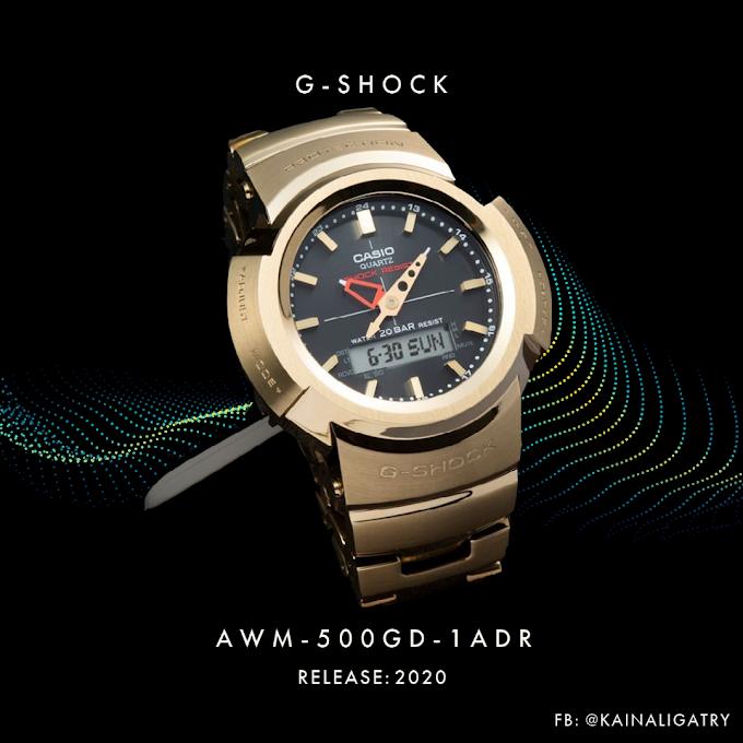 AWM-500GD-9ADR Vintage Design