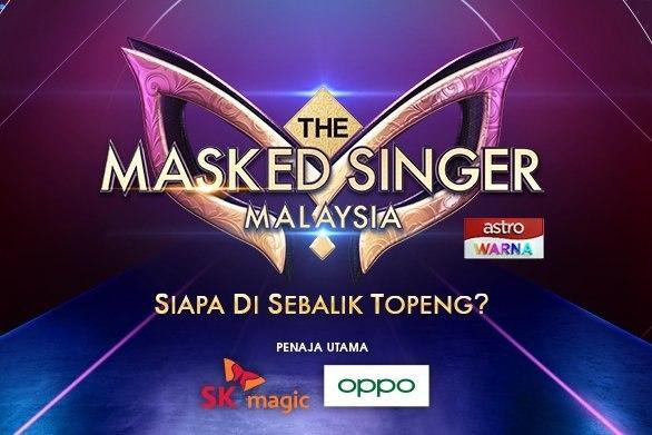 TONTON ONLINE THE MASKED SINGER MALAYSIA