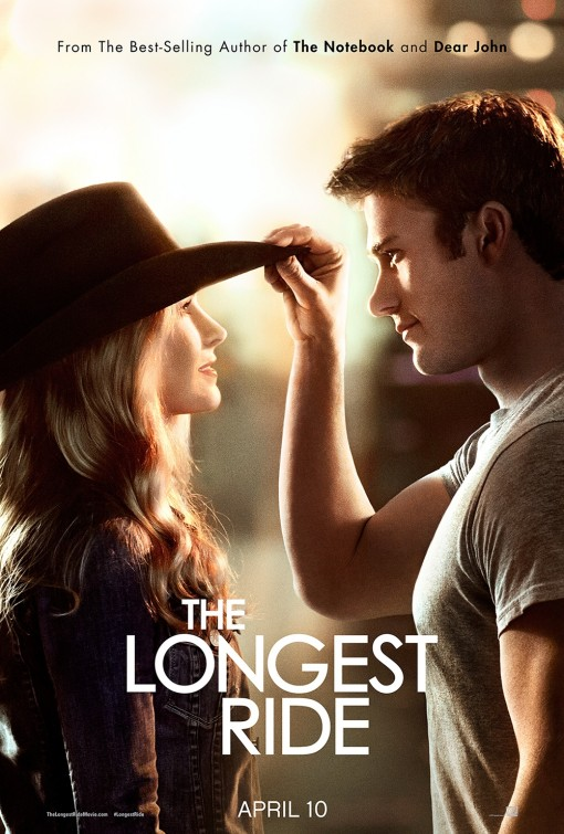 Longest Ride movie poster