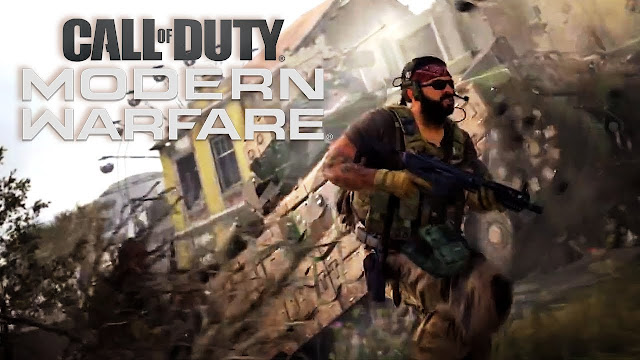 Call of duty Modern Warfare Patch Notes