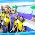 Participan alumnos de la Universidad ICN actividades en la lucha contra el cáncer