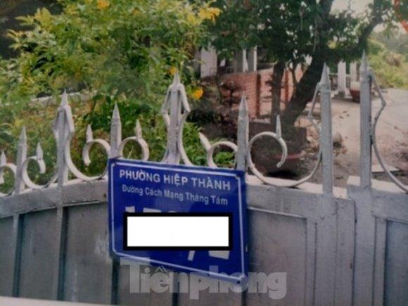 Nhà nguyên Trưởng Ban Tuyên giáo bị khóa cổng, có 'giang hồ' đứng gác?