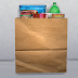 TS4 & TS3 Bag of Groceries