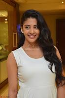 Daksha Nagarkar Cute Beauty in Sleeveless White Dress at Khwaaish Exhibition Launch 2017 ~  Exclusive 048.JPG
