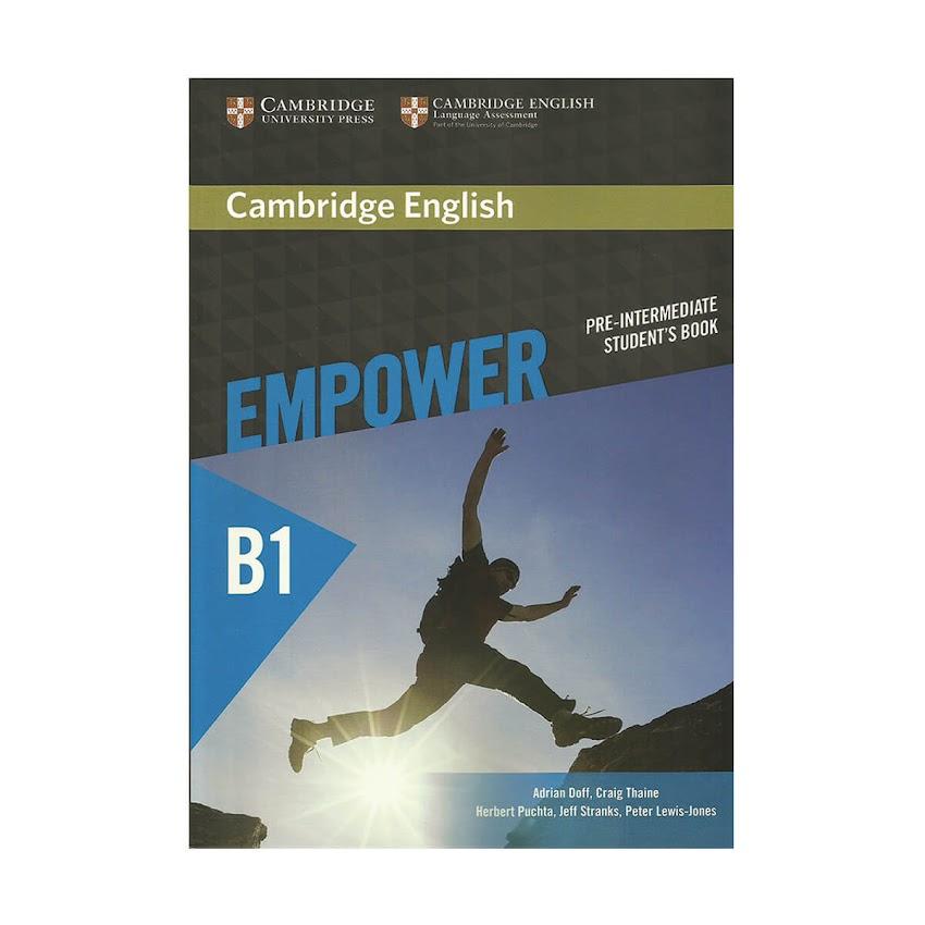 Cambridge English Empower Pre-intermediate/B1 Student's Book