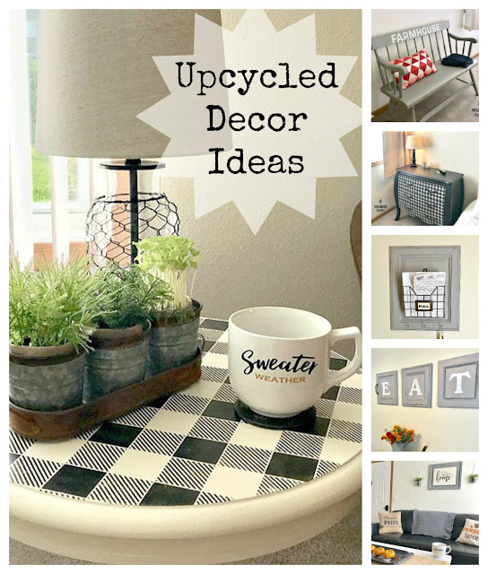DIY Thrifted Townhouse Decor Ideas