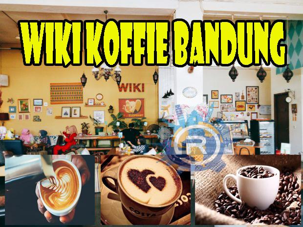 Nongkrong Asik di Wiki Koffie Bandung