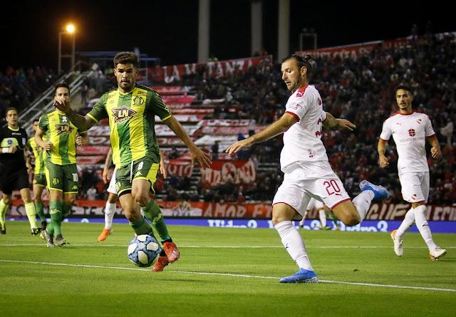 Independiente volvió a ser el equipo apático de siempre y termino sacandose un 0 merecidamente ante uno de los peores equipos del torneo Partido