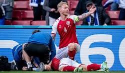 ميلان يستعد لتقديم مكافأة لقائد المنتخب الدنماركي بعد إنقاذ حياة إريكسون