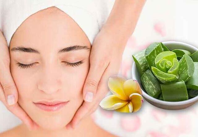 how to use Aloe Vera for facial beauty?