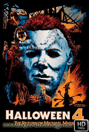 Halloween 4 1080p Latino