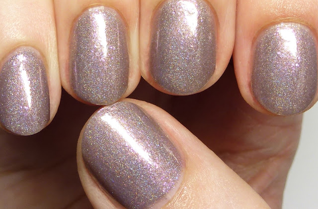 Literary Lacquers Serious Nap Rays