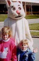 Fotos Vintage de Conejo de Pascua terroríficas
