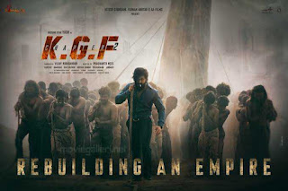 KGF Chapter 2 Full Movie In Hindi Dubbed