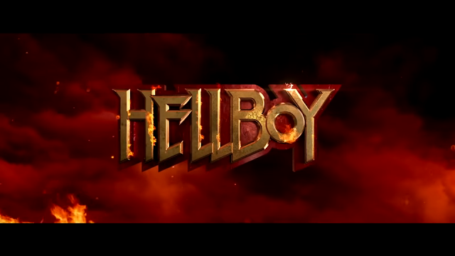 HELLBOY Final Trailer (2019) David Harbour, Superhero Movie HD  | XIT4U MEDIA