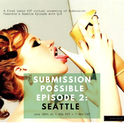 Submission Possible Seattle Episode with Madison Young and Miss Jenn Davis