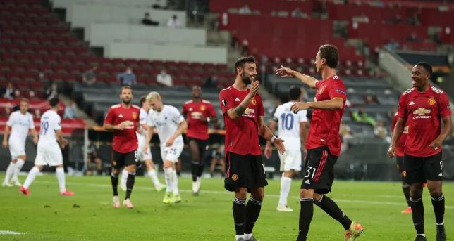 Manchester United vs FC Køpenhagen – Highlights Liga Europa