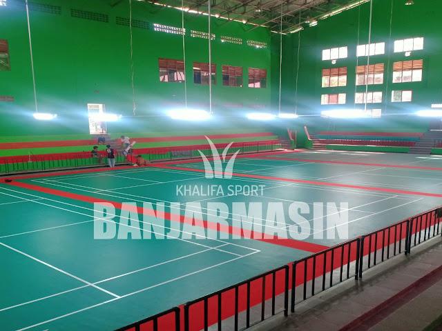 Jual Karpet Badminton di Banjarmasin