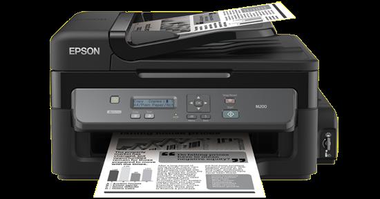 Epson M200 Printer Driver For Linux