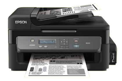 Download Epson WorkForce M200 Drivers