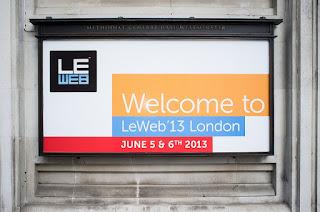 #LeWeb inició en Londres, pueden verlo al vivo en video y participar a la conversación