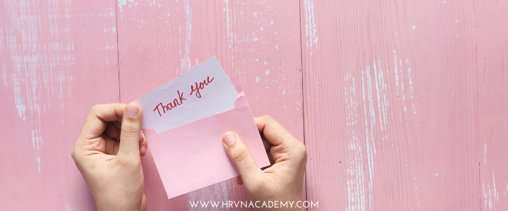 Cách viết thư cám ơn cho ứng viên không đạt phỏng vấn