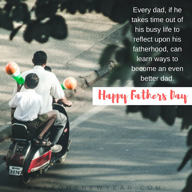 Fathers Day 2018 Images with quotes