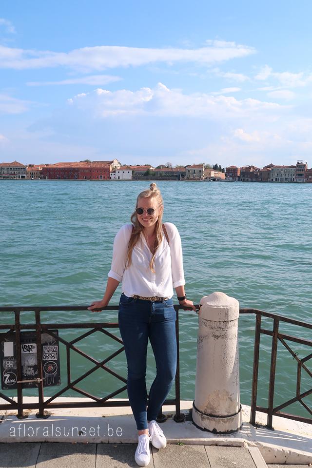 Coronatrip 2020: Venetië - a floral sunset
