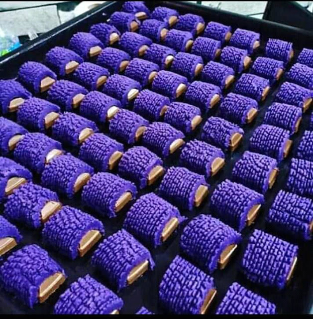 tart cadbury unggu
