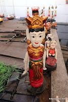 MARIONETAS DE AGUA. HOI AN, VIETNAM