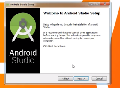 Welcome to Android Studio Set Up