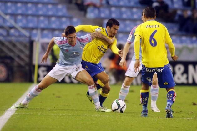 Las Palmas vs Celta Vigo