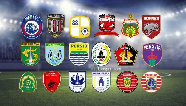 Klub Liga 1 2021/2022