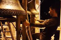 zvono melodije Božićne slike Pučišća otok Brač Online