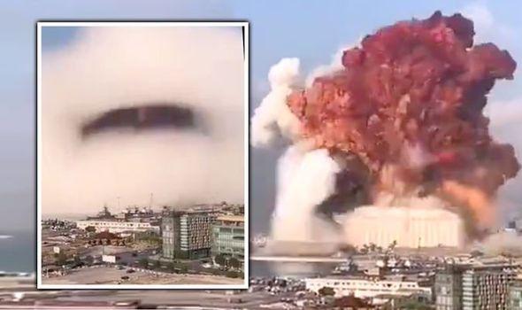 Donald Trump: Militer AS Percaya Ledakan di Beirut adalah Serangan Bom