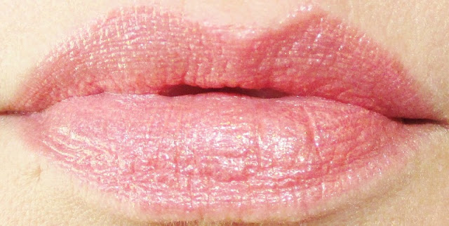 Youngblood Lipstick Pink Lust - notesfrommydressingtable.com