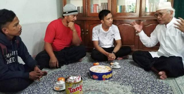 Gus Mus Terima Permintaan Maaf Pengedit Video Dirinya dan Kiai Ma'ruf Amin