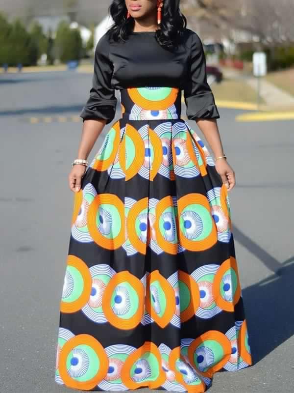 Collection of Beautiful Nigerian Ankara Styles Catalogue Photos