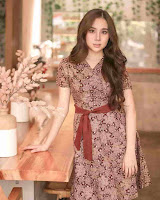 foto Agatha Chelsea aktris inonesia yang mirip cewek korea