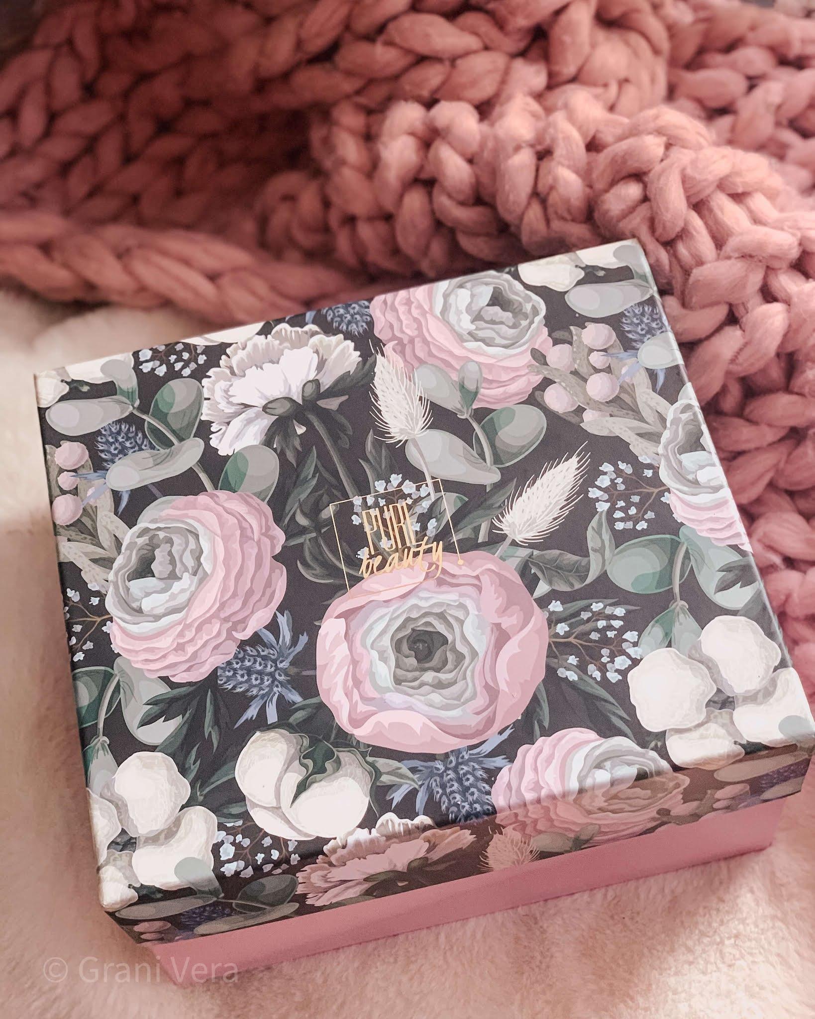 Pure Beauty box, limitowana edycja specjalna by Hushaaabye