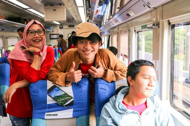 Perjalanan Liburan Menyenangkan Traveling dengan Kereta Api
