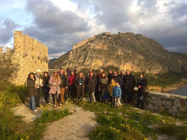 Όμορφη πρωτοβουλία των Διπλωματούχων Ξεναγών Αργολίδας στο ιστορικό Ναύπλιο
