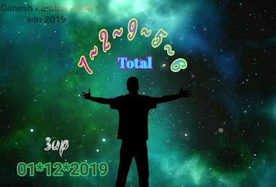 Thailand Lottery Facebook 3up Super Tip Blogspot 01 December 2019