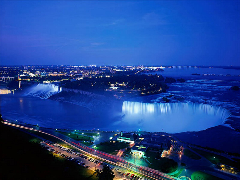 Best Time To Visit Niagara Falls The Places In World