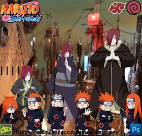 Naruto Shippuden: Biodata Uzumaki Nagato