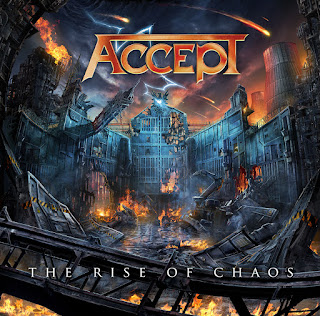 "Accept - ""The Rise of Chaos"""